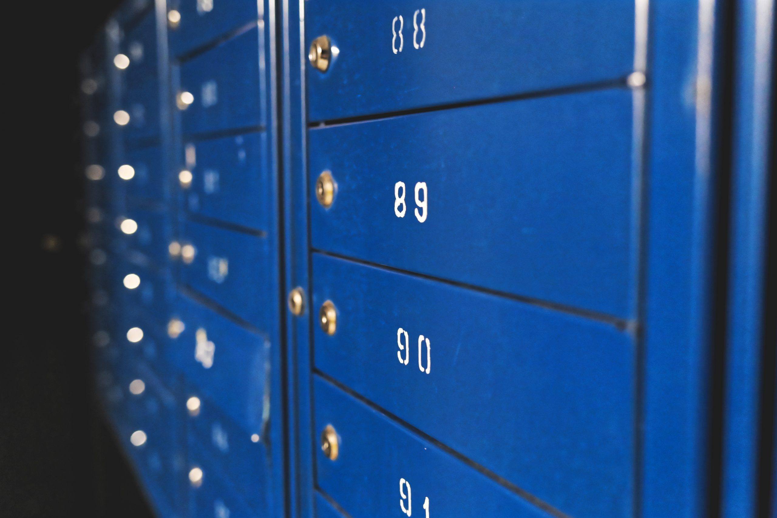 A Quick Primer on Smart Parcel Lockers